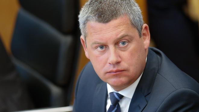 Le député cdH Dimitri Fourny soupçonné de prise illégale d'intérêt