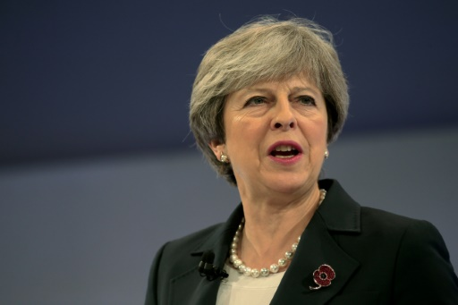 Brexit: Theresa May ne