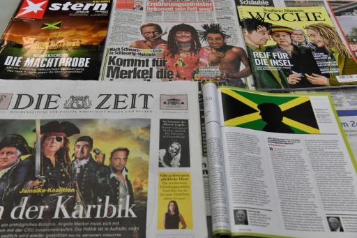 En Allemagne, les stéréotypes sur la Jamaïque s'invitent dans la politique