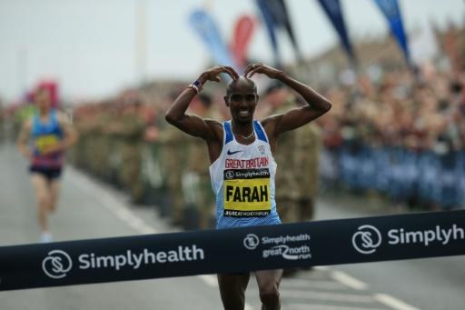 Marathon: la Grande-Bretagne compte toujours sur Farah pour décrocher des médailles