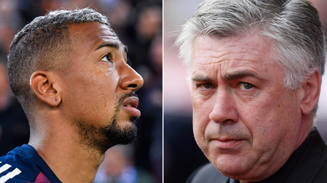 PSG, tactique... Boateng tacle Ancelotti — Bayern Munich
