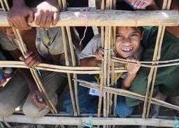 L'Unicef va vacciner 360.000 enfants Rohingya au Bangladesh