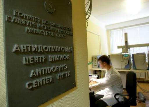 Dopage: l'AMA a obtenu de nouvelles informations sur le laboratoire de Moscou