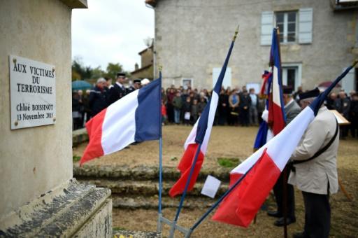 13 novembre : une victime honorée avec les soldats morts pour la France