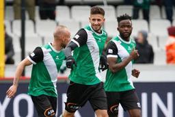 Proximus League - Le Beerschot Wilrijk s'incline lourdement 4-0 en déplacement au Cercle de Bruges