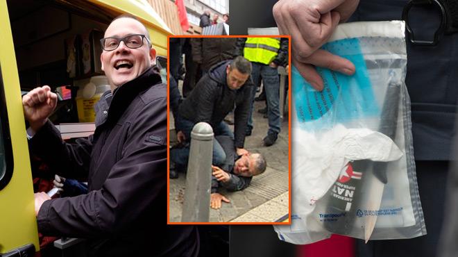 L'agresseur de Raoul Hedebouw a été condamné: il ira bien en prison