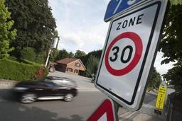 Zone 30 en Région bruxelloise: Touring réclame des limitations
