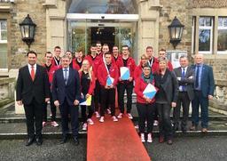 Les participants belges aux WorldSkills mis à l'honneur