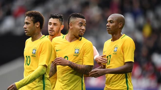 Il y a de plus en plus de stars brésiliennes en Premier League