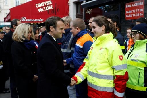 L 39 hommage de macron aux victimes du 13 novembre rtl info - Le comptoir du petit marguery paris 13 ...