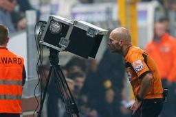 Jupiler Pro League - L'assistance vidéo a bien agi 8 fois sur 12 en 14 journées de compétition