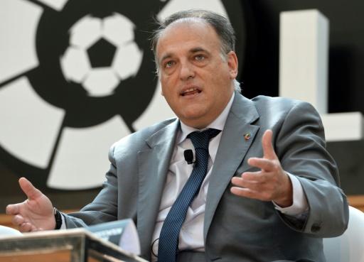 Fair-play financier: LaLiga prête à saisir l'UE contre le PSG et Manchester City