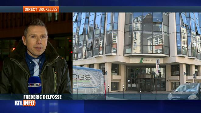 Présomption de financement de groupes terroristes: des perquisitions menées dans les locaux du Groupe Bruxelles Lambert d'Albert Frère