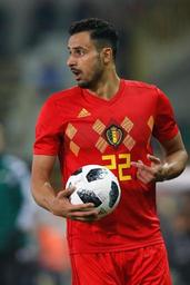 Diables Rouges - Nacer Chadli a