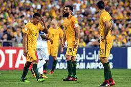 Mondial 2018 - Qualifications - Barrages intercontinentaux: L'Australie vainqueur du Honduras 3-1, est le 31e qualifié