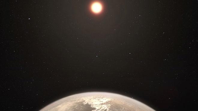 Découverte : une exoplanète terrestre à seulement 11 années-lumière !