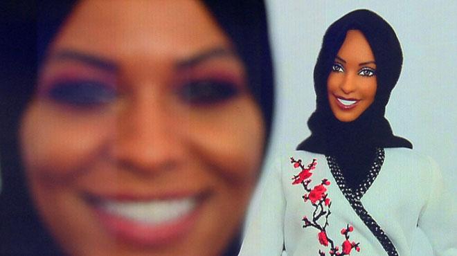 Le géant Mattel a-t-il eu raison de créer la toute première Barbie voilée? La poupée fait polémique