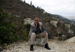Près de Jérusalem, l'immobilier menace un village témoin de l'histoire