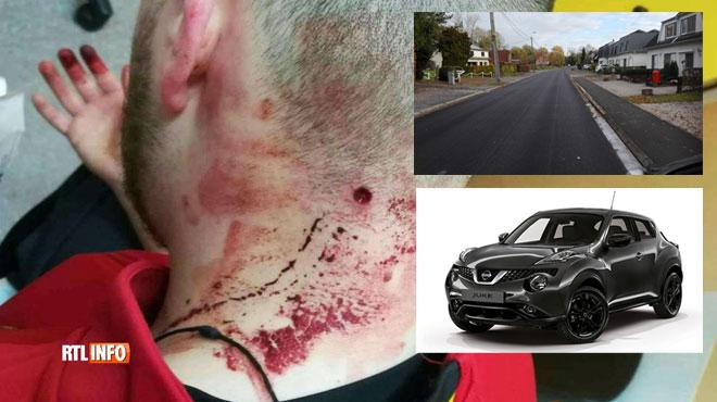 La police lance un avis de recherche pour identifier la personne qui a tiré sur Sébastien lorsqu'il faisait son jogging à Waremme