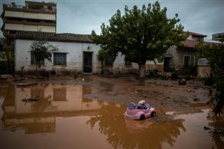 Inondations meurtrières en Grèce- deuil national de trois jours