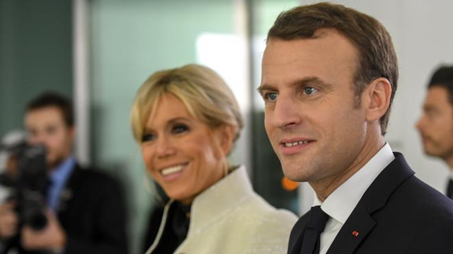 Son secret pour garder la forme — Emmanuel Macron