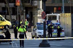 Attentats en Catalogne -