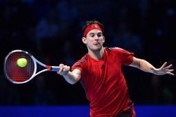 ATP - Masters - Thiem ne pense pas que Sock ou Goffin gagnera le tournoi