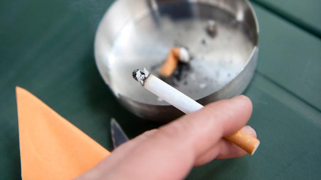 Évolution frappante dans la consommation de tabac: