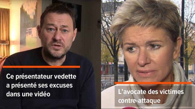 SMS pornos, visites à domicile, propos déplacés: une star des médias flamands croule sous les accusations de harcèlement