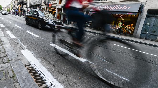 Les conducteurs de deux-roues sont les plus touchés par les blessures graves