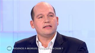 Émeutes à Bruxelles- mis en cause par la N-VA, Philippe Close riposte avec fermeté (vidéo) 2