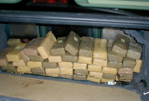 1 tonne de cocaïne saisie à Lacanau — Gironde
