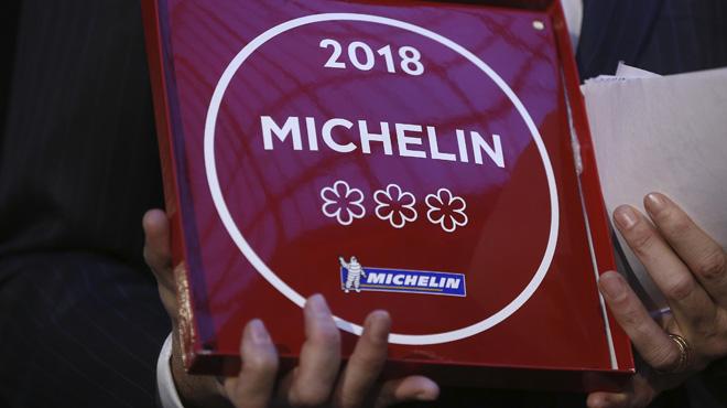 Le guide Michelin dévoile ses étoiles 2018 sur fond de tensions communautaires: