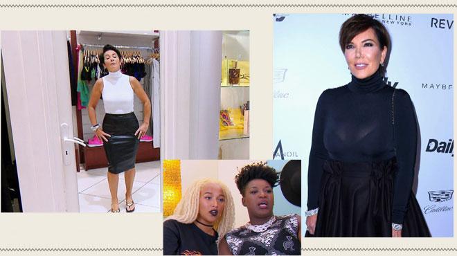 Ghislaine fait TOUT pour ressembler à la maman Kardashian: les autres candidates ne