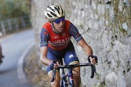 Vincenzo Nibali est cycliste italien de l'année pour la 6e fois