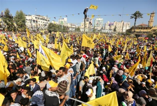 Élections en 2018 — Autorité Palestinienne