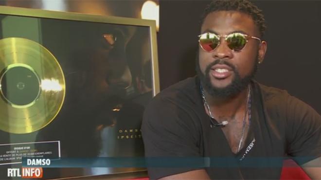 Polémique autour de Damso: le rappeur ironise sur les réseaux sociaux