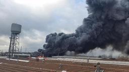 Des fumées toxiques détectées à l'usine Milcamps