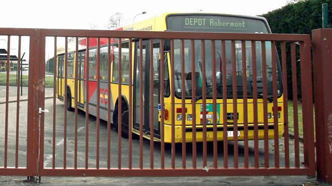 Grève de 48h aux TEC: la CGSLB se désolidarise et dénonce une action non-fondée
