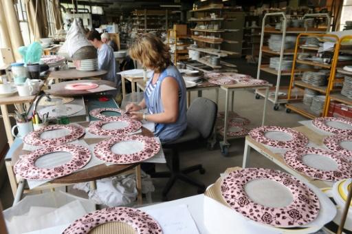 La porcelaine de Limoges protégée par une