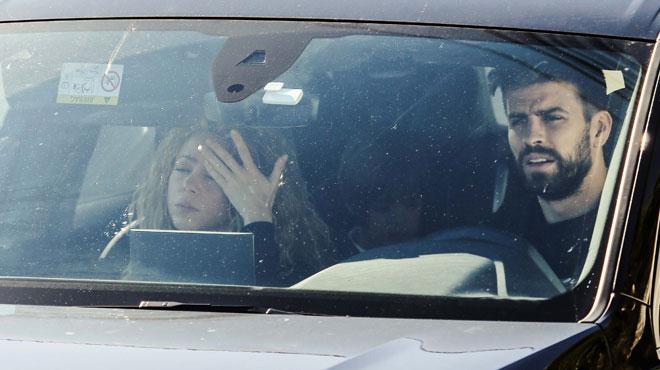 Crise conjugale? Shakira et Gerard Piqué se disputent violemment dans un restaurant