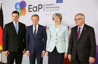 L'UE invite ses voisins d'ex-URSS, mais évite les sujets qui fâchent
