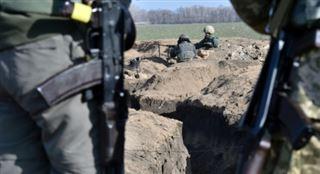 Cinq soldats ukrainiens tués dans l'Est séparatiste