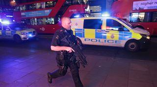 Un incident vide Oxford street à Londres- On ne savait pas ce qui se passait, c'était comme dans un cauchemar 4