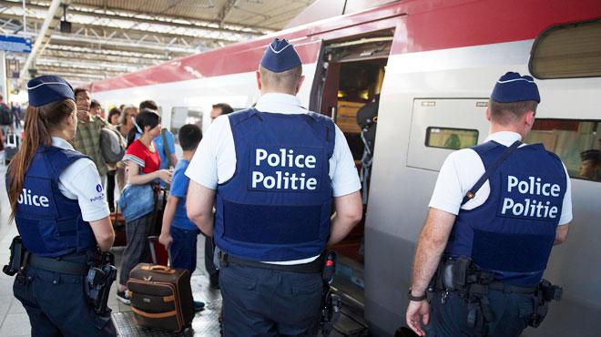 L'assaillant du Thalys repéré dès 2012 par la Sûreté de l'Etat