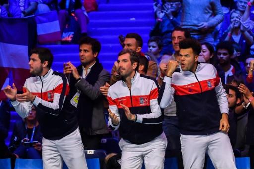 Coupe davis la france une victoire du titre apr s le double rtl sport - Victoire france coupe davis ...