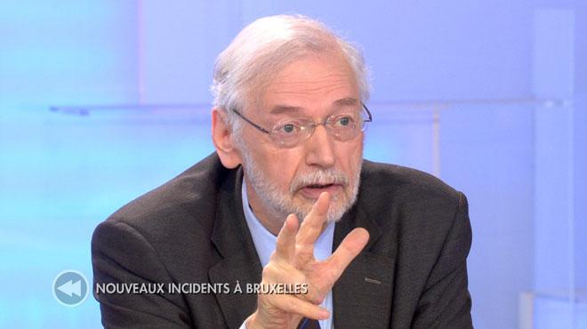 Trois incidents en deux semaines à Bruxelles: