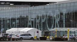 Importante simulation d'attentats terroristes jeudi à Nivelles et Liège Airport