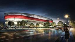 Stade national - Nouvel avis négatif au sujet du projet de stade national