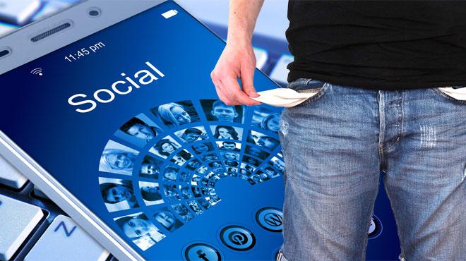 Jeunes et/ou fragiles financièrement? ATTENTION, la pègre pourrait vous contacter via les réseaux sociaux